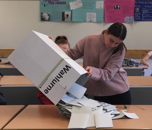 Juniorwahl 2019