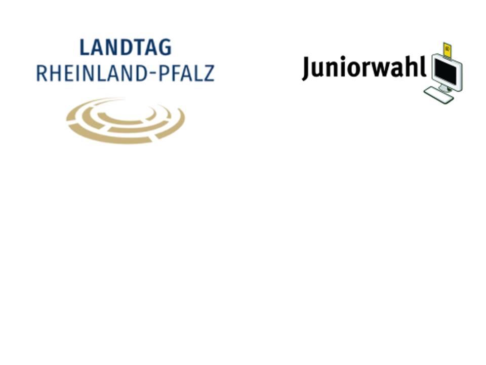 Juniorwahl 2021 Landtagswahl Rheinland-Pfalz